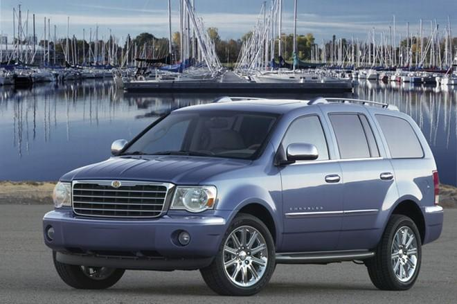 2008 Chrysler Aspen SUV Picture