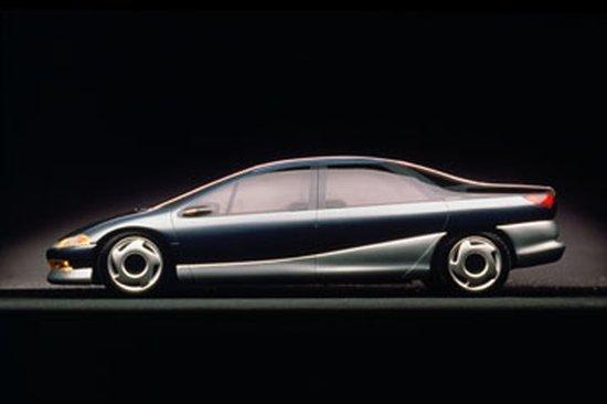 1989 Chrysler Millenium Concept Car Photo Chrysler Car Pics