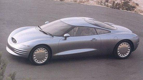1993 Chrysler Thunderbolt Concept Car Picture
