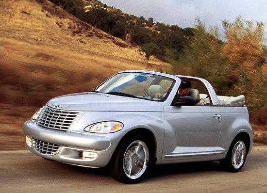 Chrysler PT Cruiser Cabriolet Car Picture