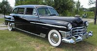Front Right 1951 Chrysler Crown Imperial Car Picture