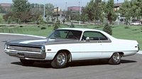 1970 Chrysler 300 Hurst Car Picture