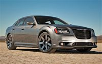 Front Right 2012 Chrysler 300 Car Picture