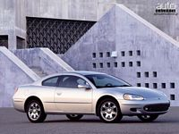 2001 Chrysler Sebring Car Picture