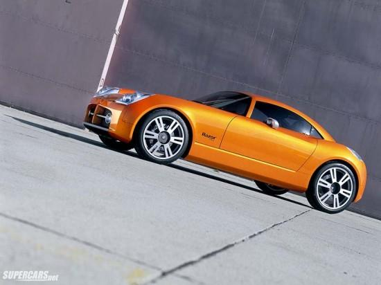 2002 Dodge Razor Concept Car Car Picture