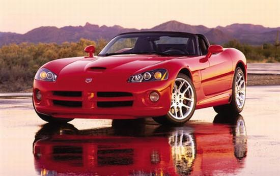 2003 Dodge Viper Car Picture
