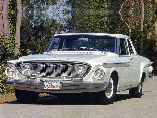1962 Dodge Dart 330 Car Picture