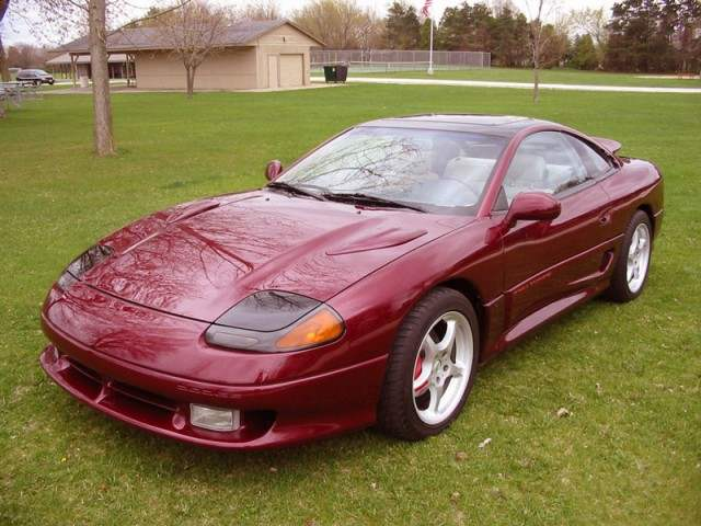 Front Left 1996 Dodge Stealth RT Car Picture