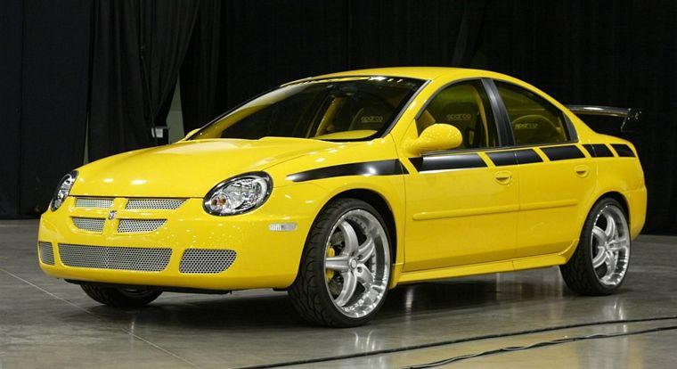 2003 Dodge Neon SRT Custom Car Picture