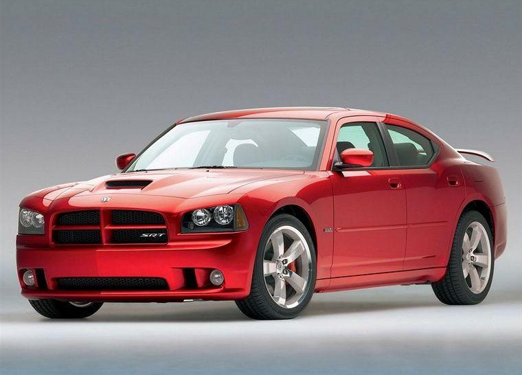 2006 Dodge Charger SRT Car Picture