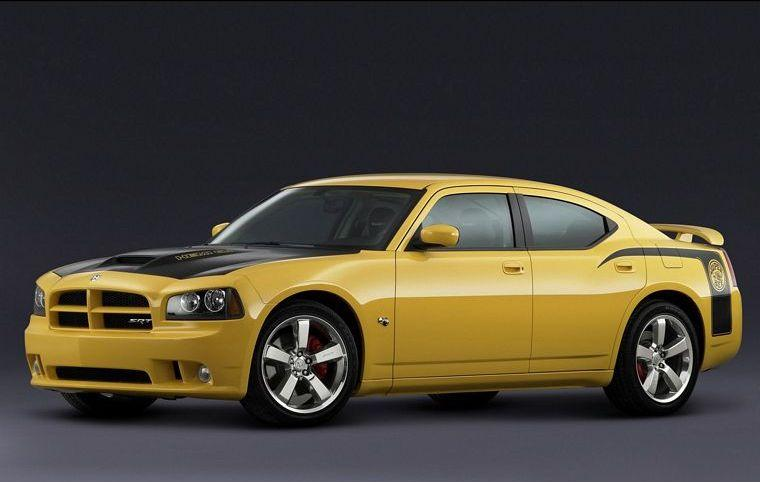 2007 Dodge Charger SRT8 Super Bee Car Picture