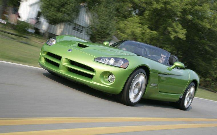 2008 Dodge Viper SRT 10 Car Picture