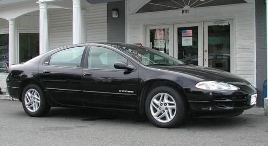 Dodge Intrepid Car Picture | Old Car and New Car Pictures