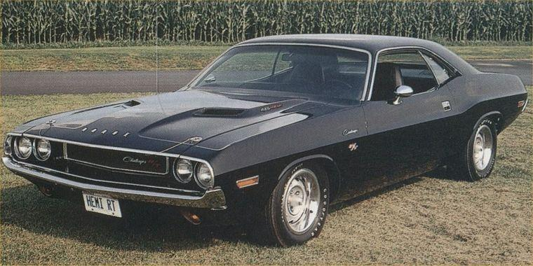 1970 Dodge Challenger Car Picture