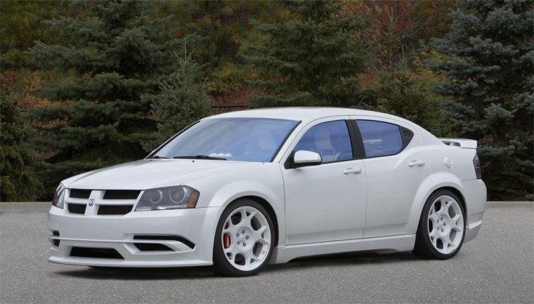 2007 Dodge Avenger StormTrooper Concept Car Picture