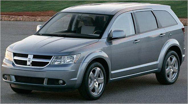 2009 Dodge Journey Crossover Picture