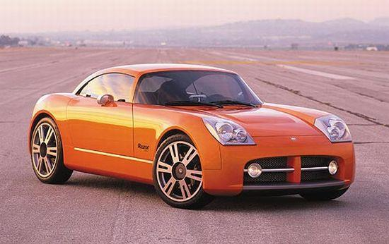 2002 Dodge Razor Concept Car Picture