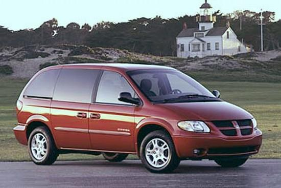2003 Dodge Caravan Car Picture