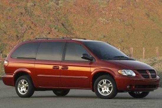 2004 Dodge Grand Caravan Car Picture