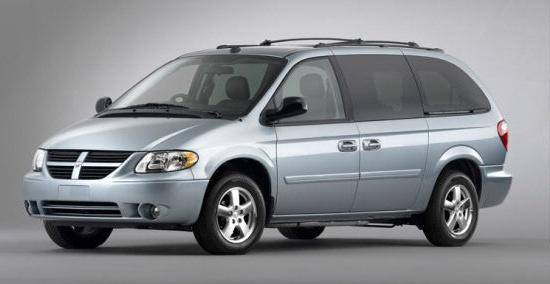 2005 Dodge Caravan Car Picture