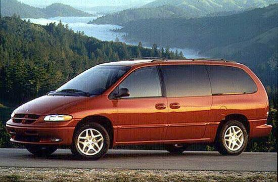 1995 Dodge Caravan Car Picture