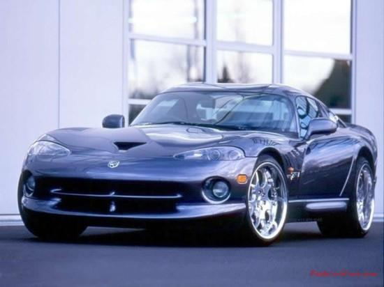 !997 Dodge Viper GTS Car Picture