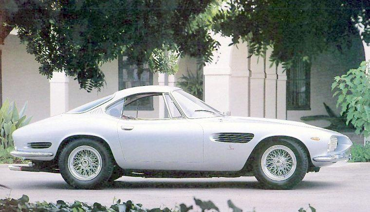 1962 Ferrari 250 GT Car Picture