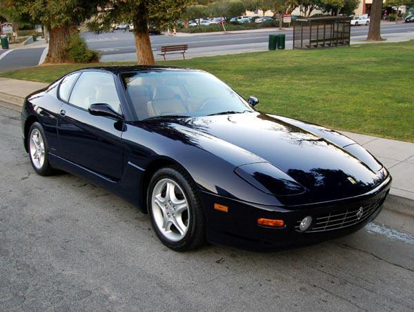 1999 Ferrari 456M GTA Car Picture | Old Car and New Car Pictures