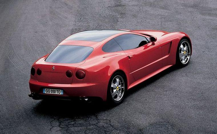 2005 Ferrari GG-50 Concept Car Picture