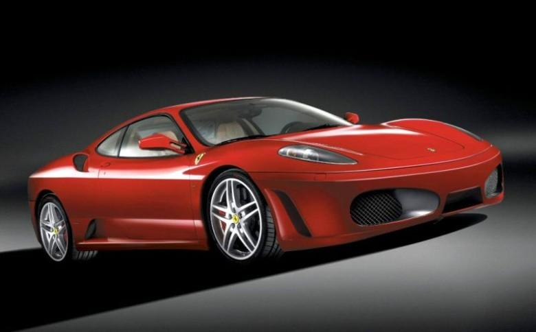 Front Right 2010 Ferrari F430 Car Picture