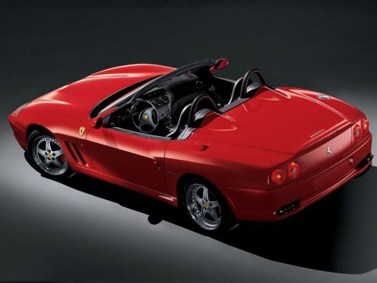 Ferrari 550 Maranello Car Picture
