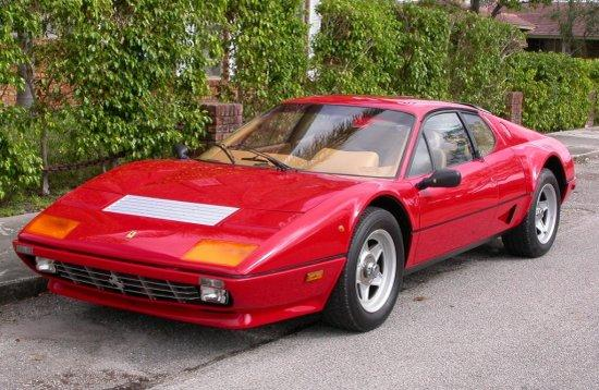 1984 Ferrari 512 BBi Car Picture