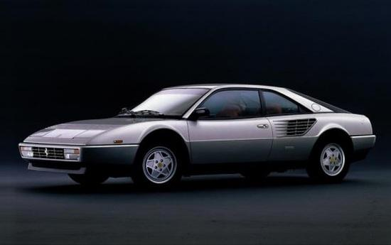 1985 Ferrari Mondial Car Picture