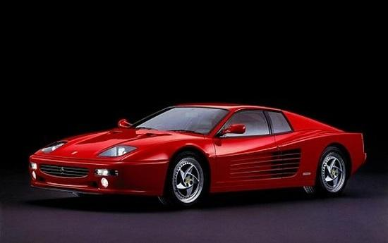 1995 Ferrari 512M Car Picture