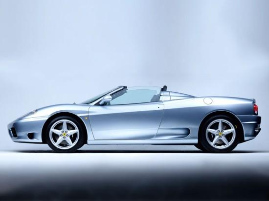 Ferrari 360 Modena Spider Car Picture