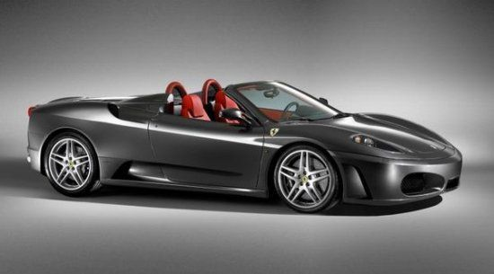 Ferrari F430 Spider Car Picture