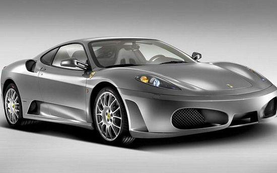 Ferrari 430 Spider Car Picture