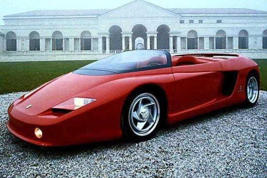 1989 Ferrari Mythos Car Picture