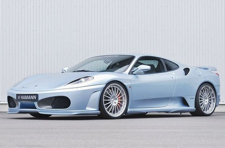 2005 Hamann-Ferrari F430 Car Picture