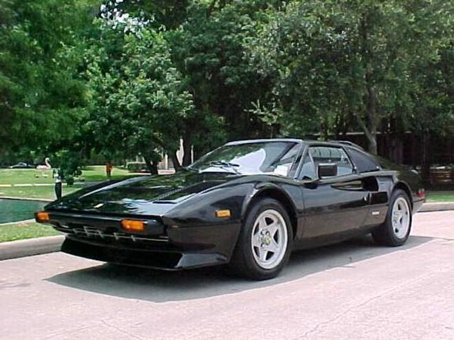 1985 Ferrari 308 GTS Car Picture