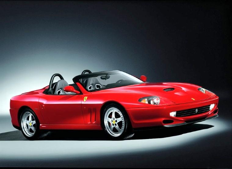 Ferrari 550 Barchetta Car Picture
