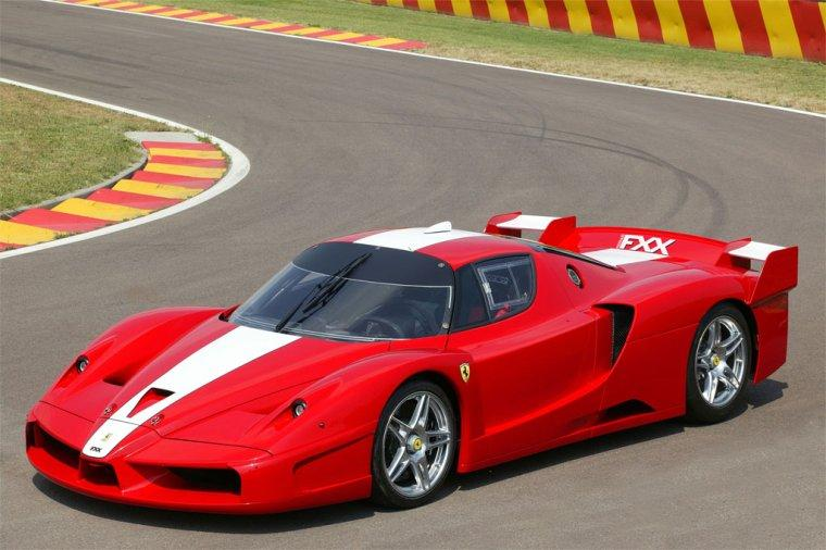 Ferrari FXX Car Picture