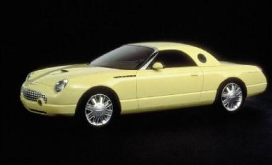 2002 Ford Thunderbird Car Picture