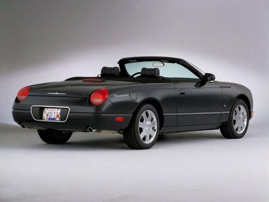 2003 Ford Thunderbird Sport Car Picture