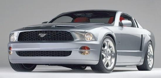 2005 Ford Mustang Concept Car Picture