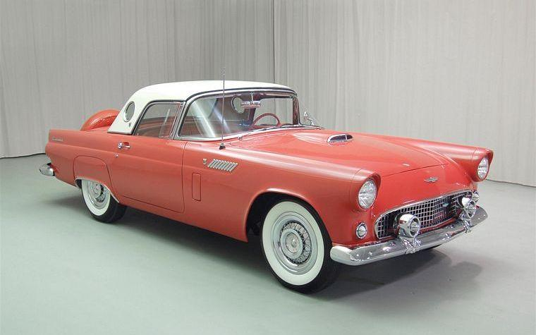 1956 Ford Thunderbird Car Picture