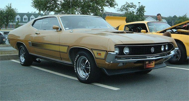 1969 ford torino car picture