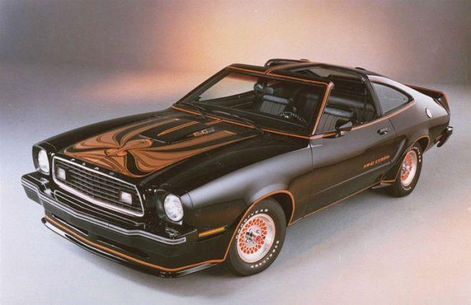 1978 Ford Mustang King Cobra Car Picture
