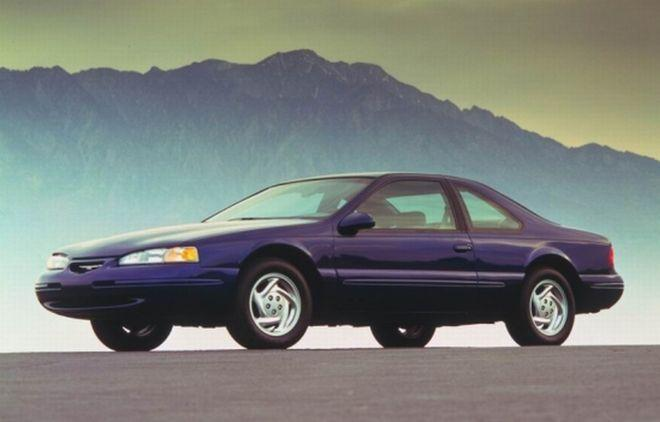 1996 Ford Thunderbird Car Picture