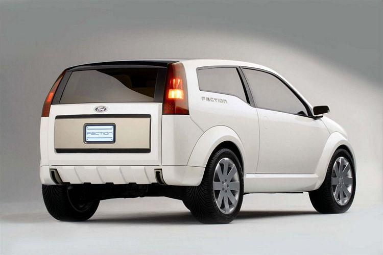2004 Ford Faction Concept Car Picture